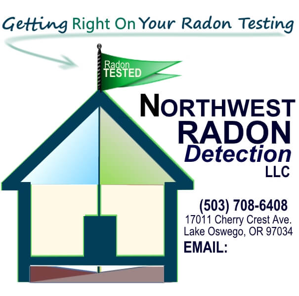 Draft Logo & Tagline for Northwest Radon Detection Oregon