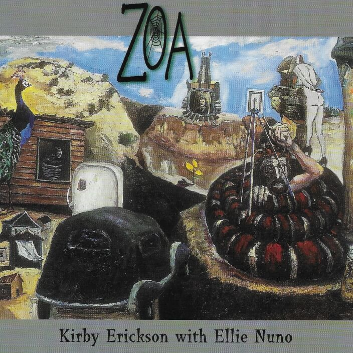 Listen to ZOA  by Kirby Erickson with Ellie Nuno
